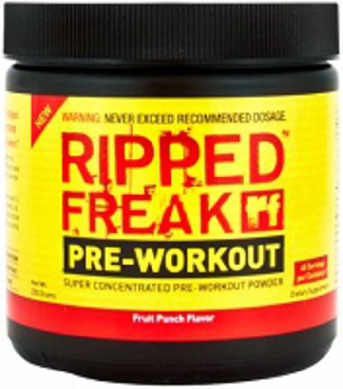 Pharma Freak Ripped Freak Pre-workout