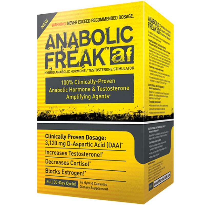 Pharma Freak Anabolic Freak