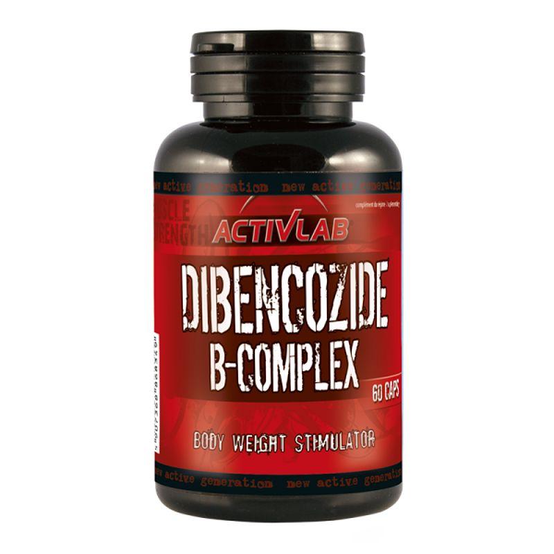 Activlab DIBENCOZIDE B-COMPLEX