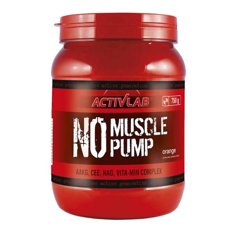 Activlab NO Muslce Pump