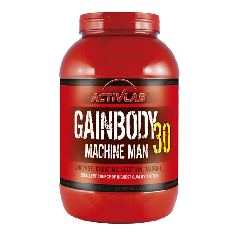 Activlab GAIN BODY 30 MACHINE MAN