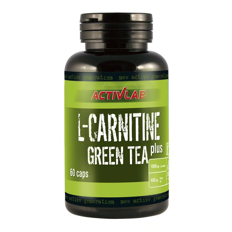 Activlab L-CARNITINE GREEN TEA PLUS
