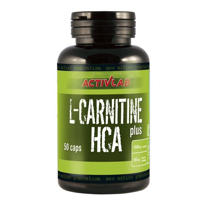 Activlab L-CARNITINE HCA