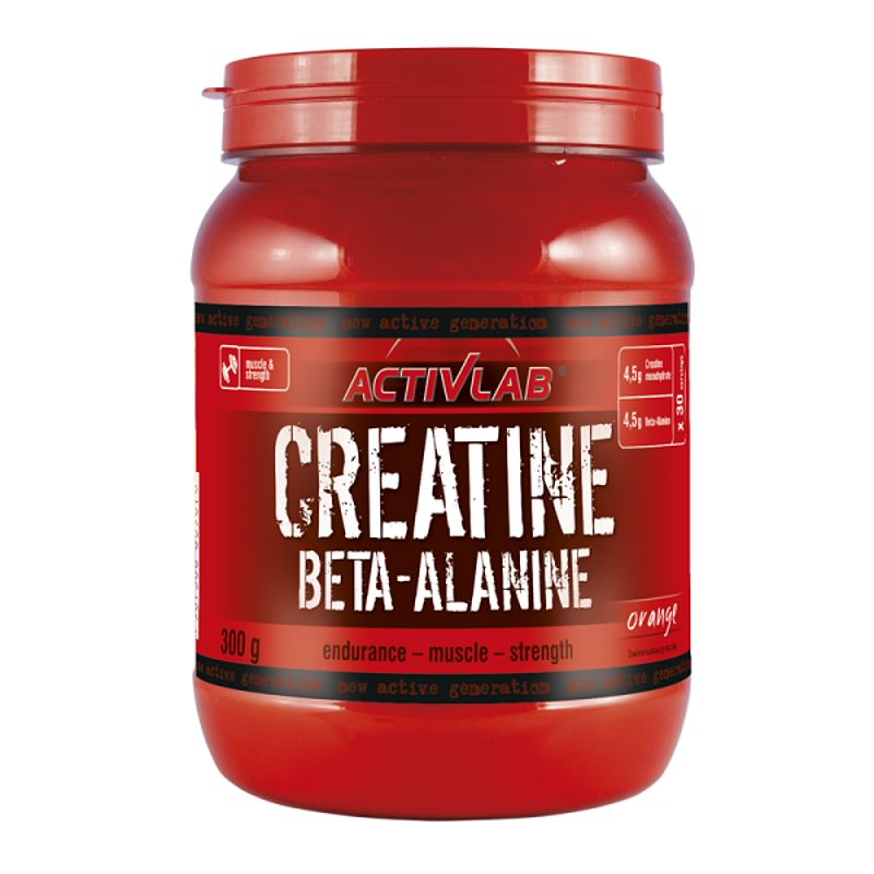 Activlab CREATINE + BETA-ALANINE