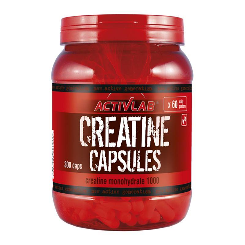 Activlab CREATINE CAPSULES