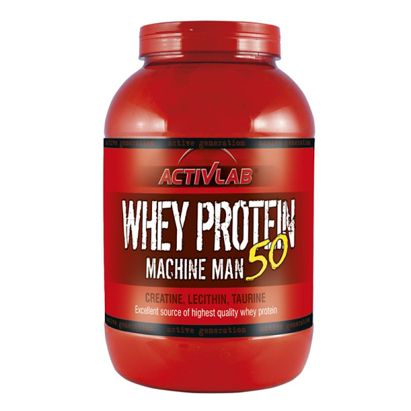 Activlab WHEY PROTEIN 50 MACHINE MAN