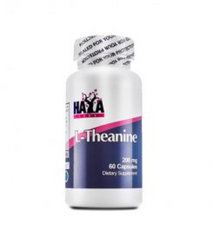 HAYA Labs L-Theanine 200mg