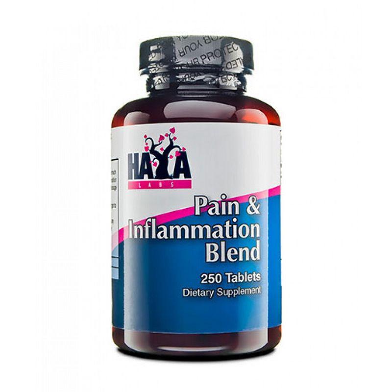 HAYA Labs Pain & Inflammation Blend /Противовъзпалителна комбинация/