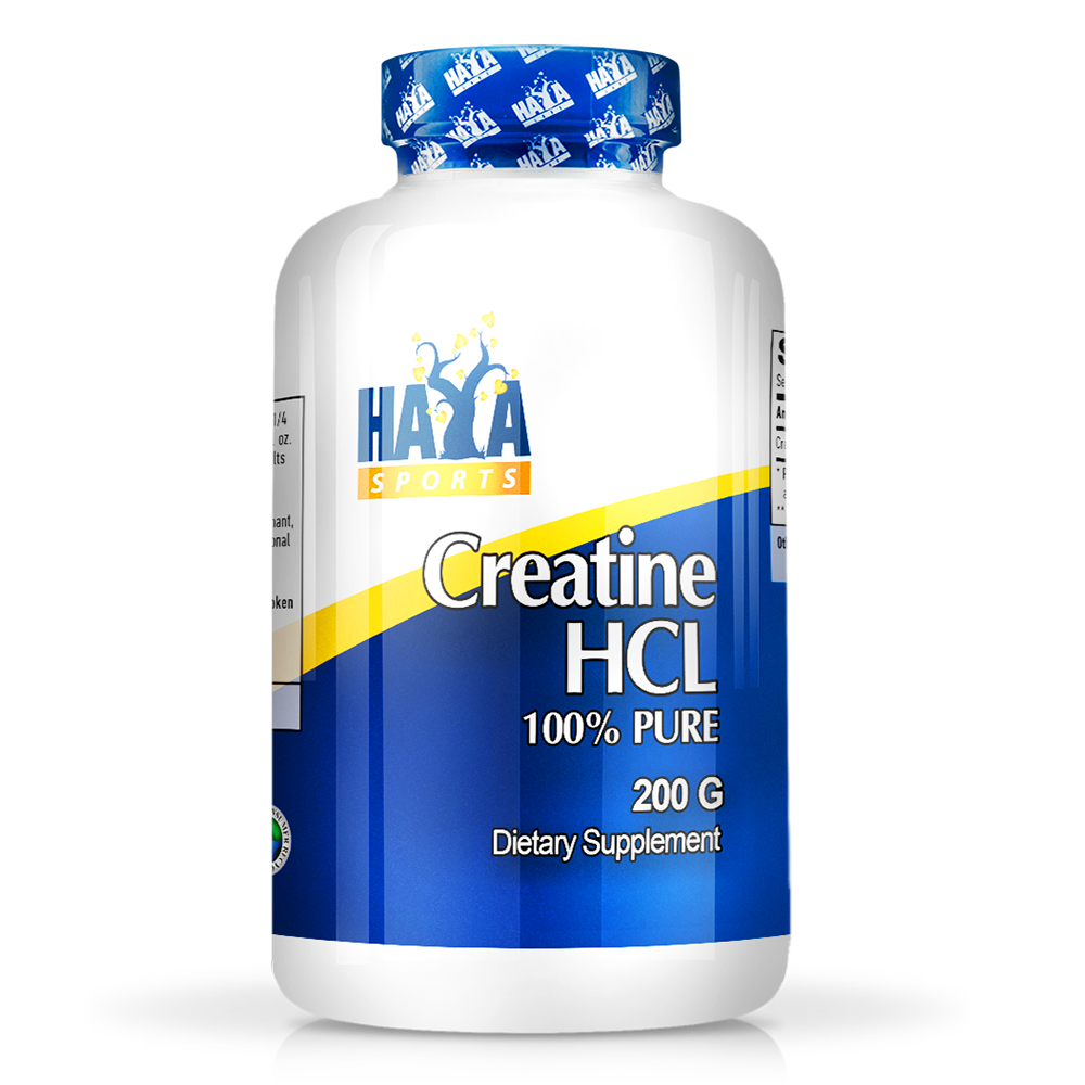 HAYA Labs Sports Creatine HCL