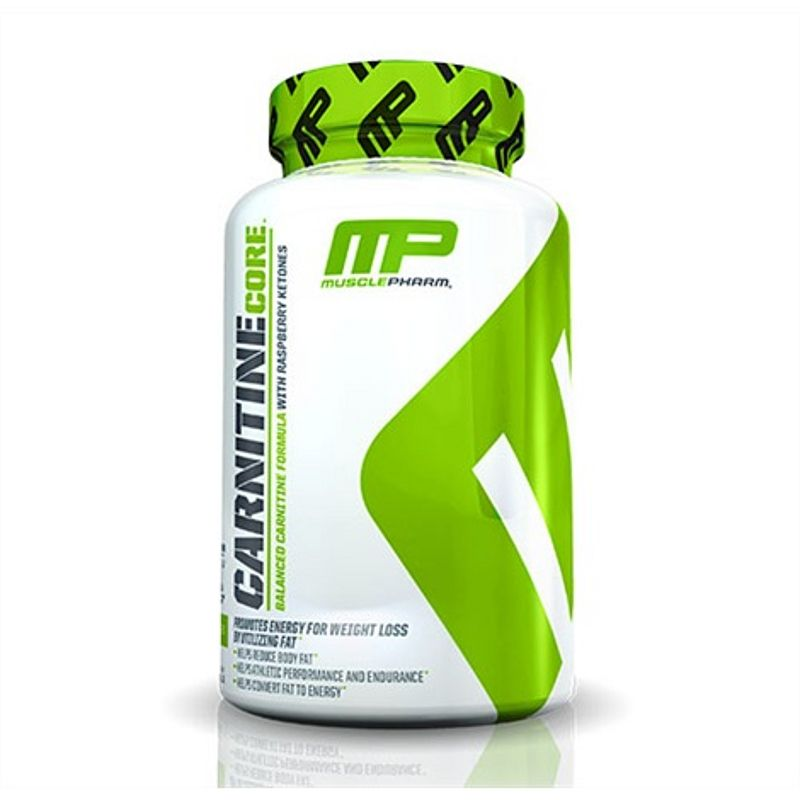 Muscle Pharm CARNITINE Core caps