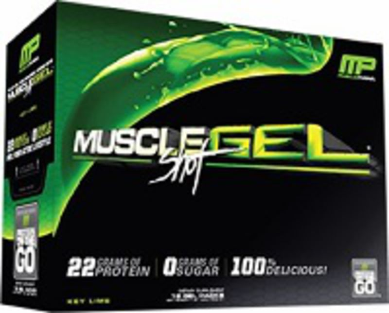 Muscle Pharm Muscle Gel