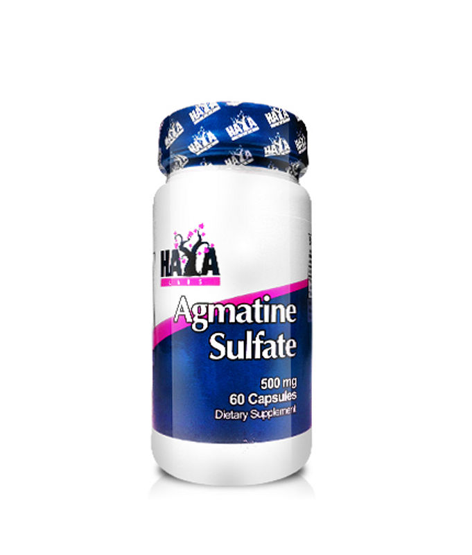 HAYA Labs Agmatine Sulfate 500 mg