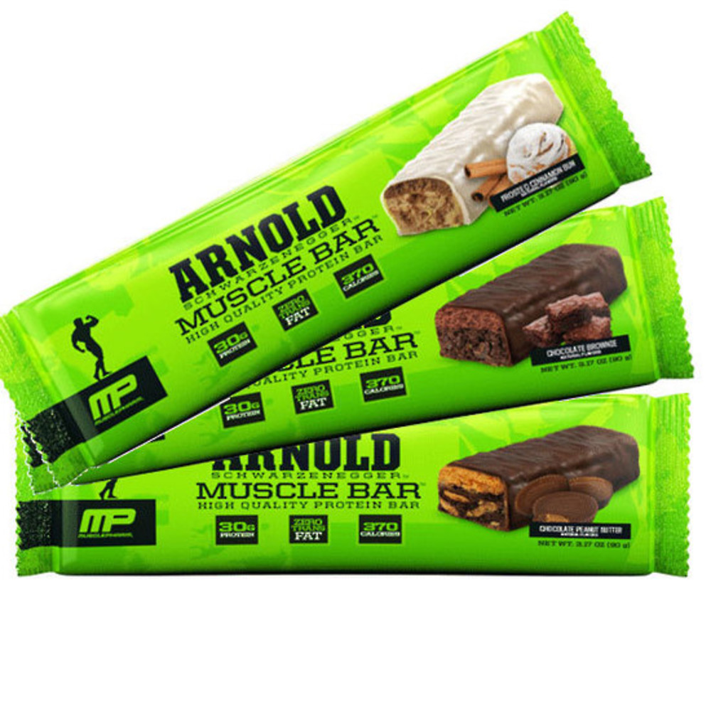 Muscle Pharm Arnold Muscle Bar