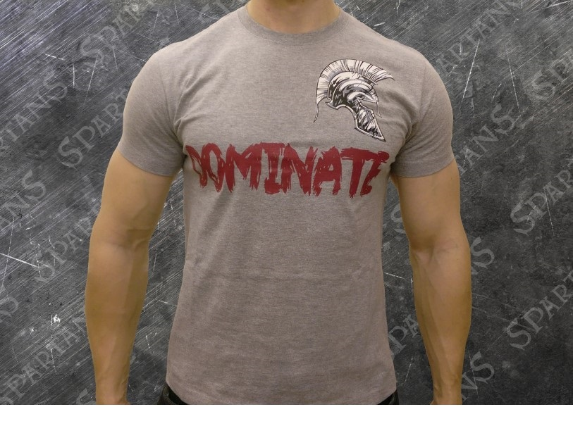 Spartans Dominate Тениска