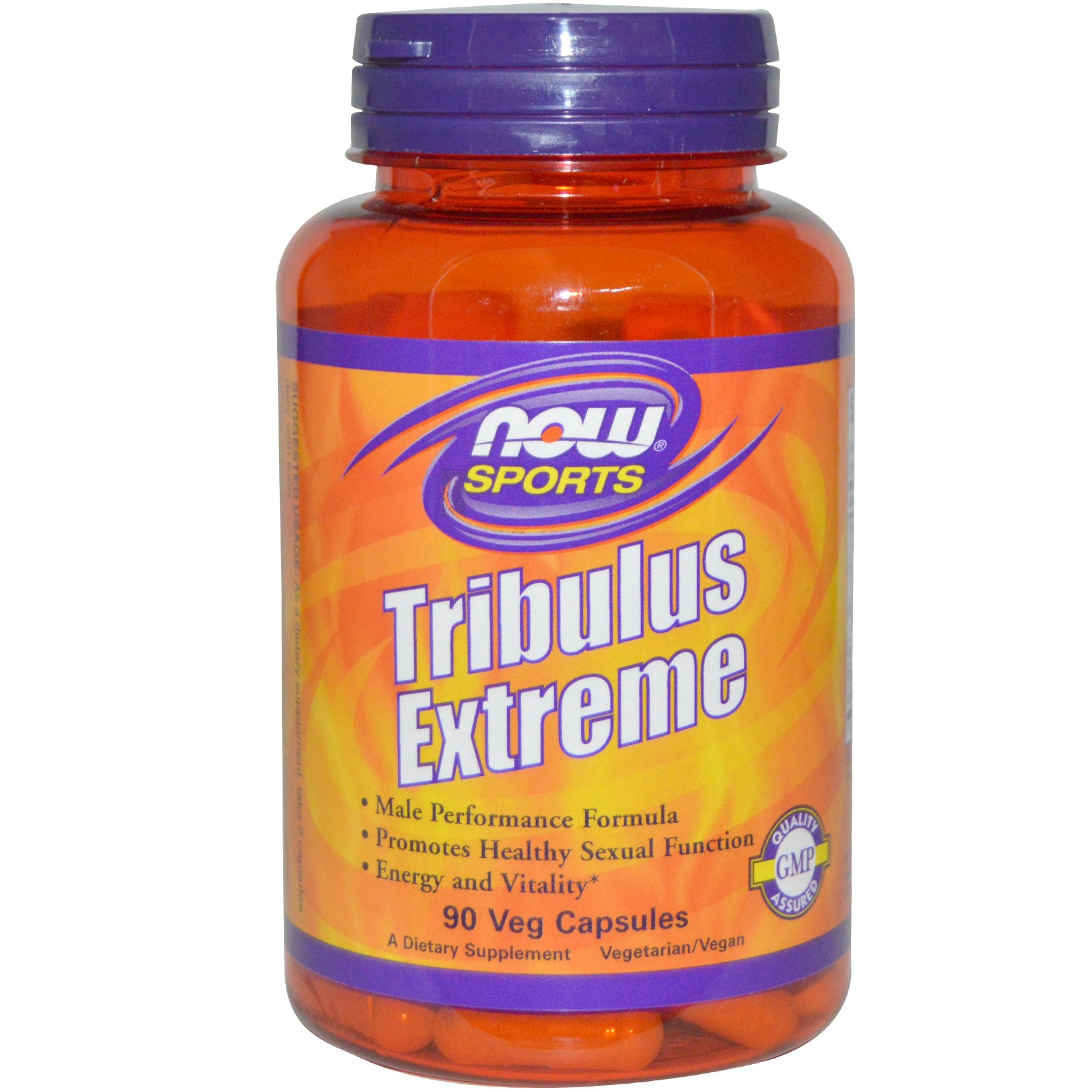 NOW NOW SPORTS - TRIBULUS EXTREME - 90 КАПСУЛИ