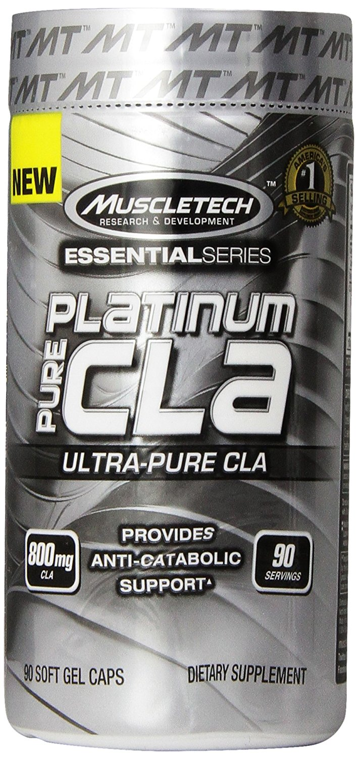 Muscletech Platinum Pure CLA / 90caps.