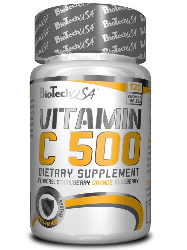BioTech USA Vitamin C 500