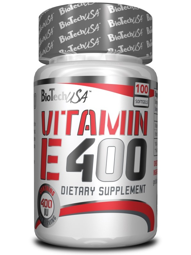 BioTech USA Vitamin E 400