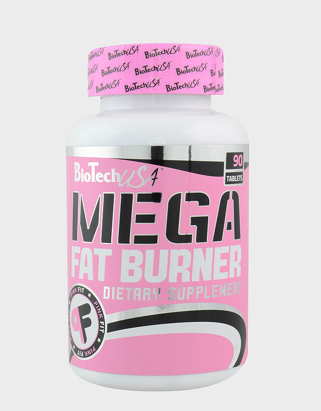 BioTech USA Mega Fat Burner