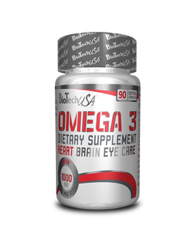 BioTech USA Omega 3 1000 Mg