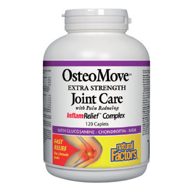 Natural Factors Osteo Move Joint Care
