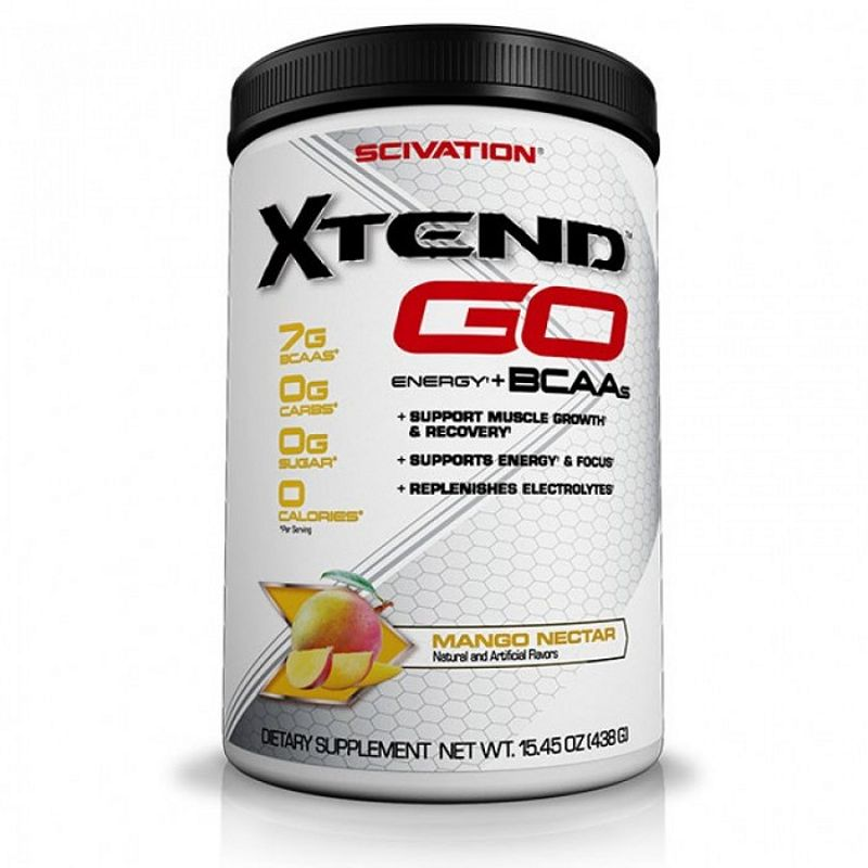Scivation Xtend GO
