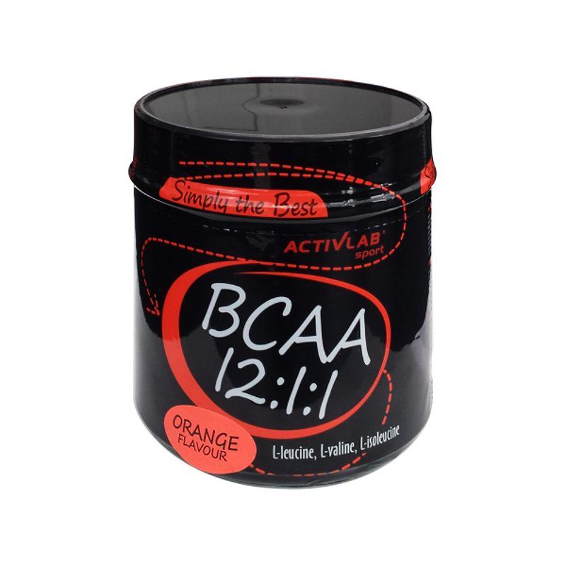 Activlab Activlab BCAA 12:1:1 - 500 грама