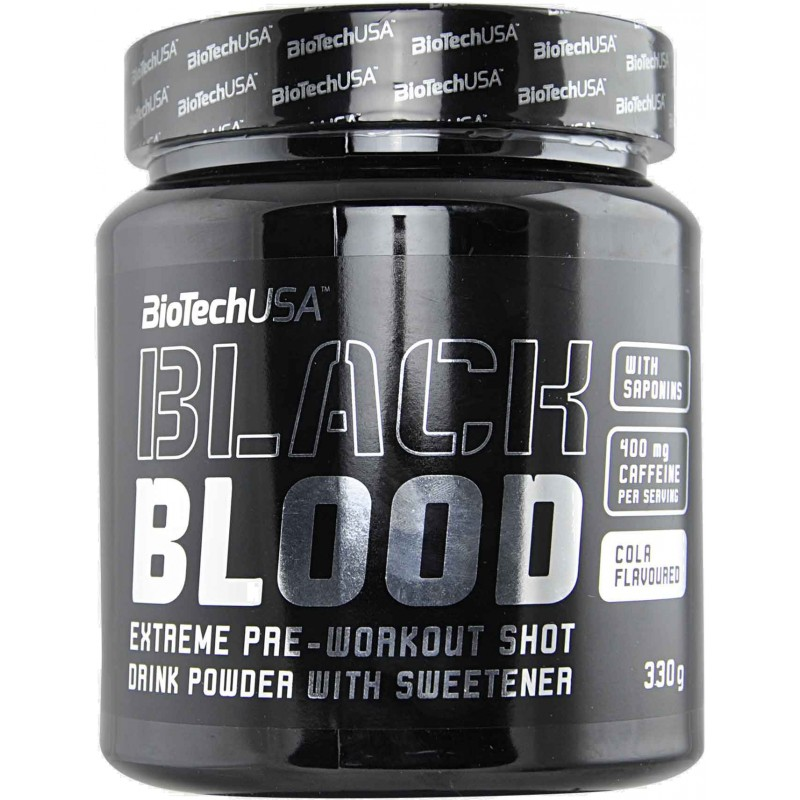 BioTech USA Black Blood 30serv.