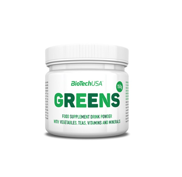 BioTech USA Greens / 30 Serv.