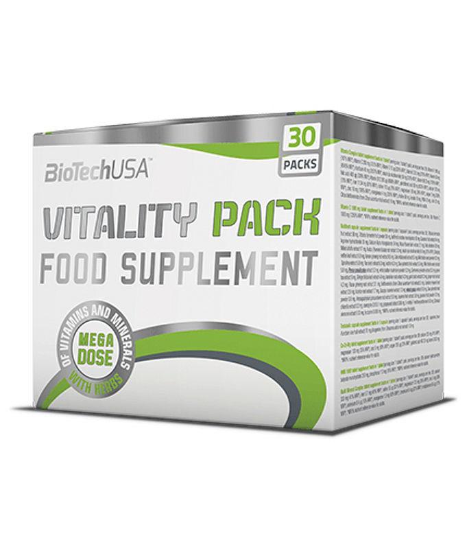 BioTech USA  Vitality Pack