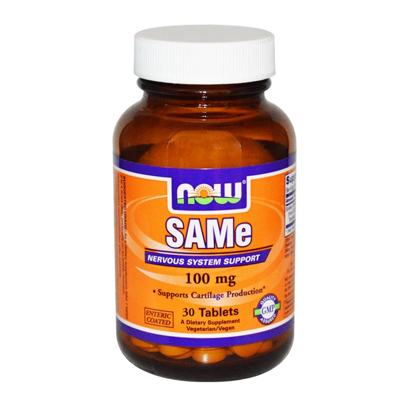 NOW SAMe 100mg