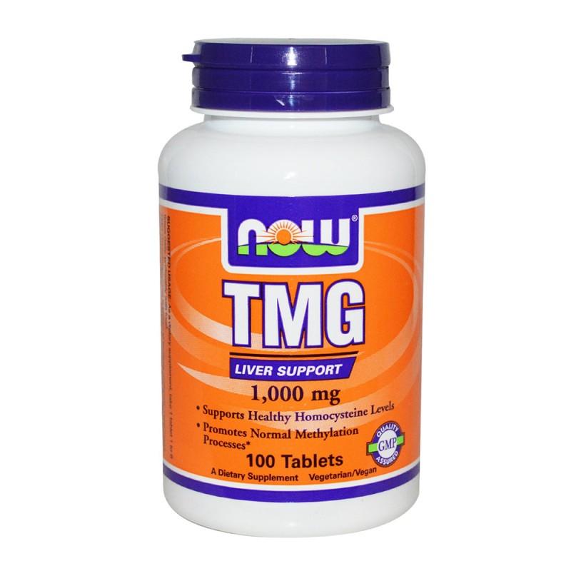 NOW TMG 1000mg./100caps.