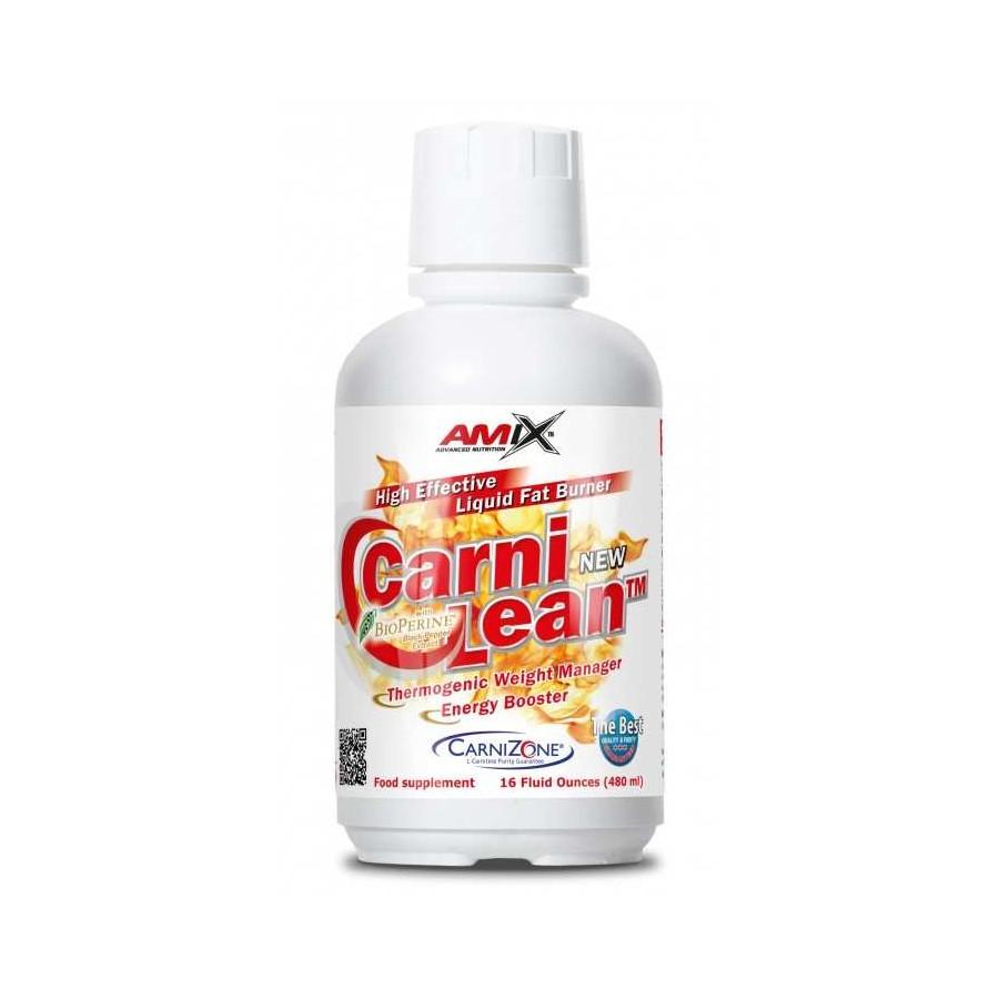 AMIX Carnilean /Л-Карнитин формула + Енергиен комплекс/