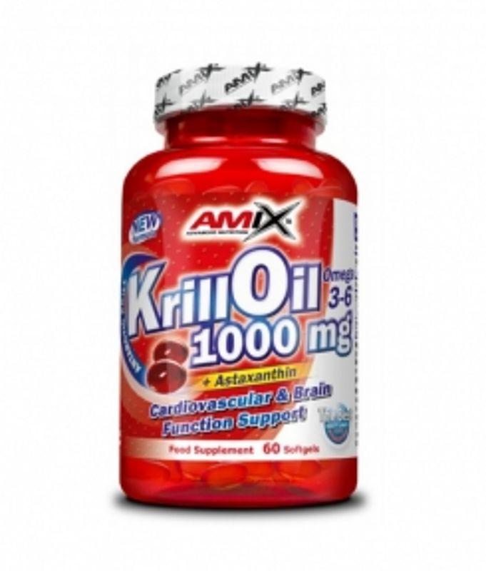 AMIX Krill Oil 1000mg