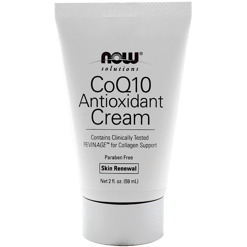 NOW Foods COQ10 Antioxidant cream