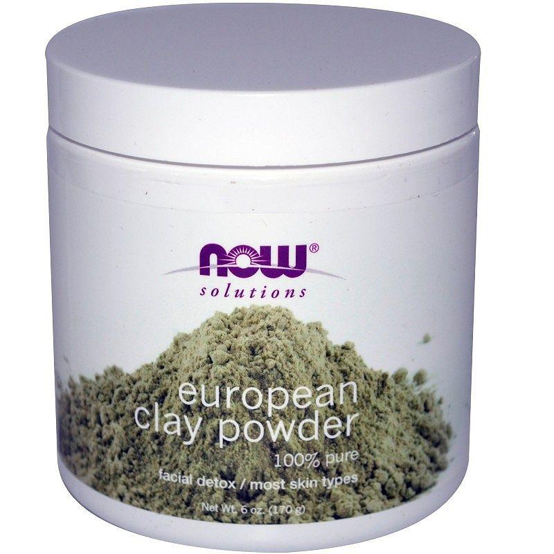 NOW European Clay Powder(глина на прах)