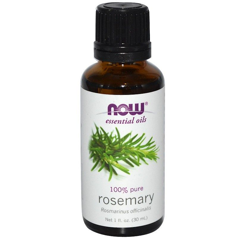NOW Rosemary oil (масло от розмарин)