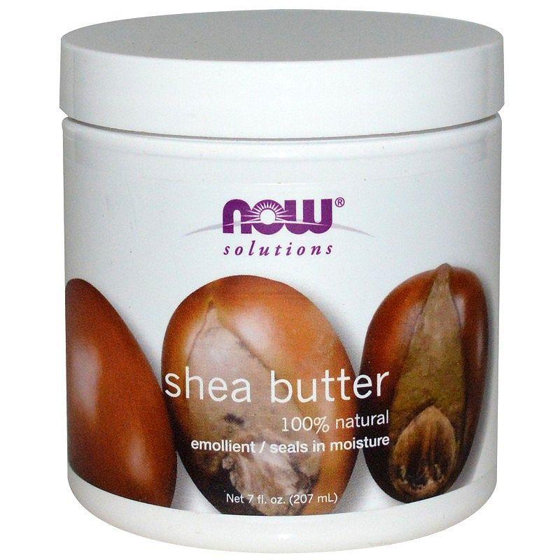 NOW Shea Butter (органично масло от шеа)