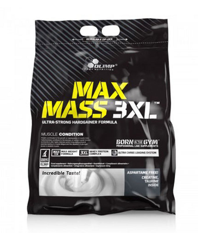 Olimp MAX Mass 3XL - 6000 грама