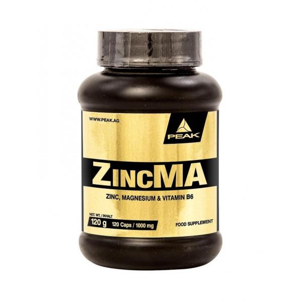 PEAK ZincMa 120caps.
