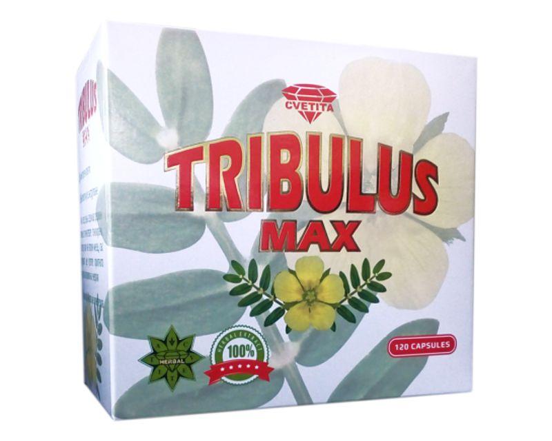 Cvetita Herbal Трибулус Макс