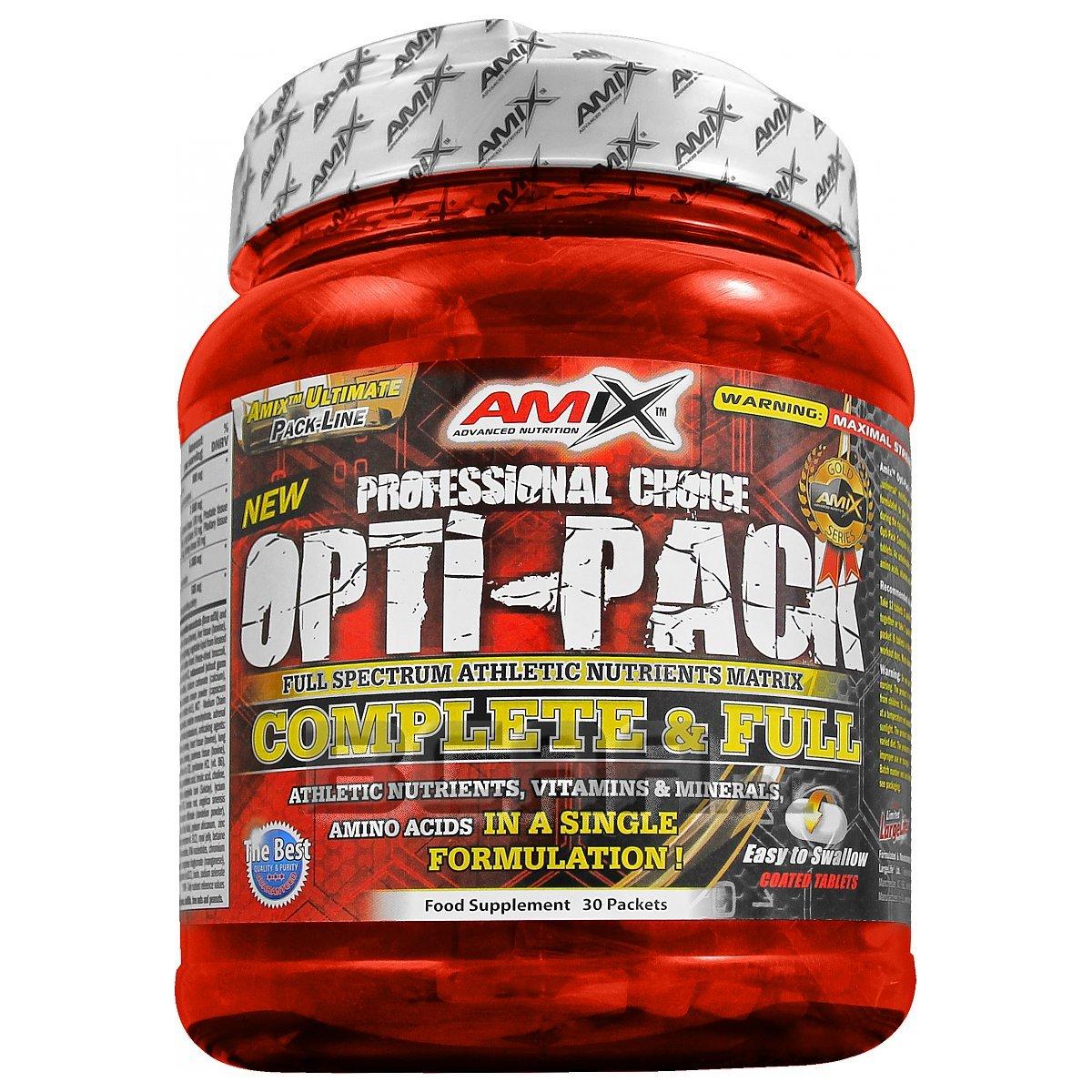 AMIX Opti Pack Complete & Full