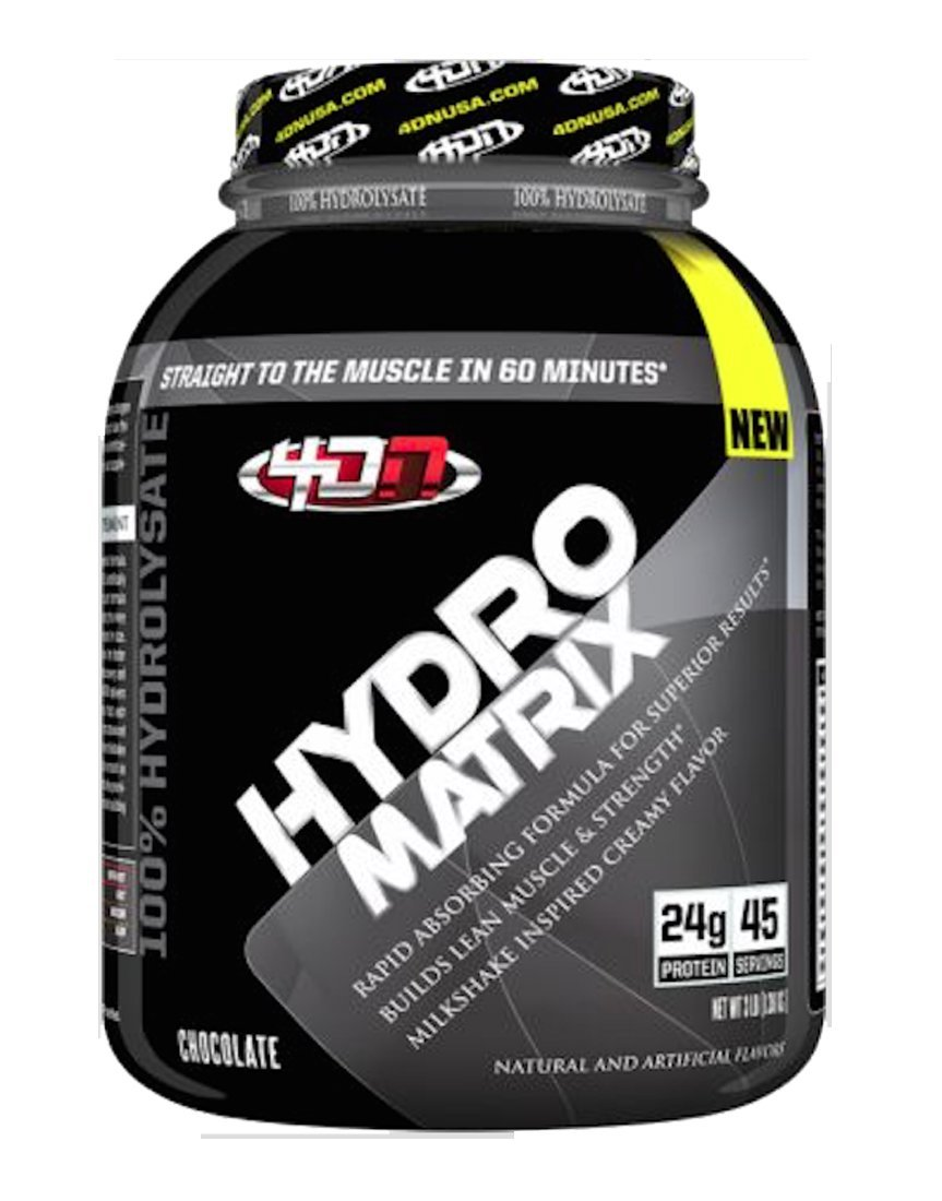 4D Nutrition Hydro Matrix