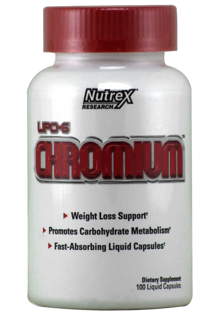 Nutrex Research Lipo 6 Chromium