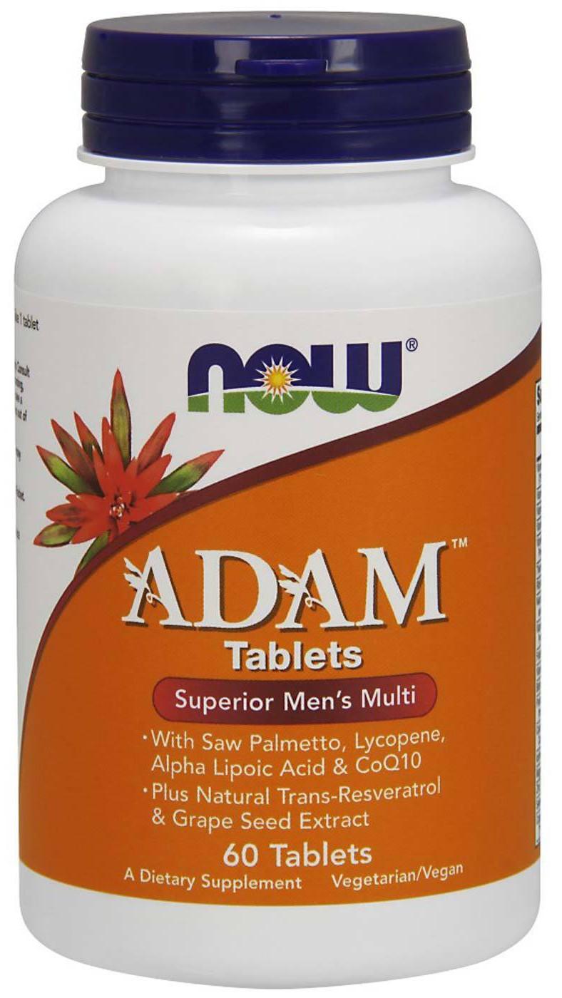 NOW Foods ADAM Superior Mens Multiple Vitamin