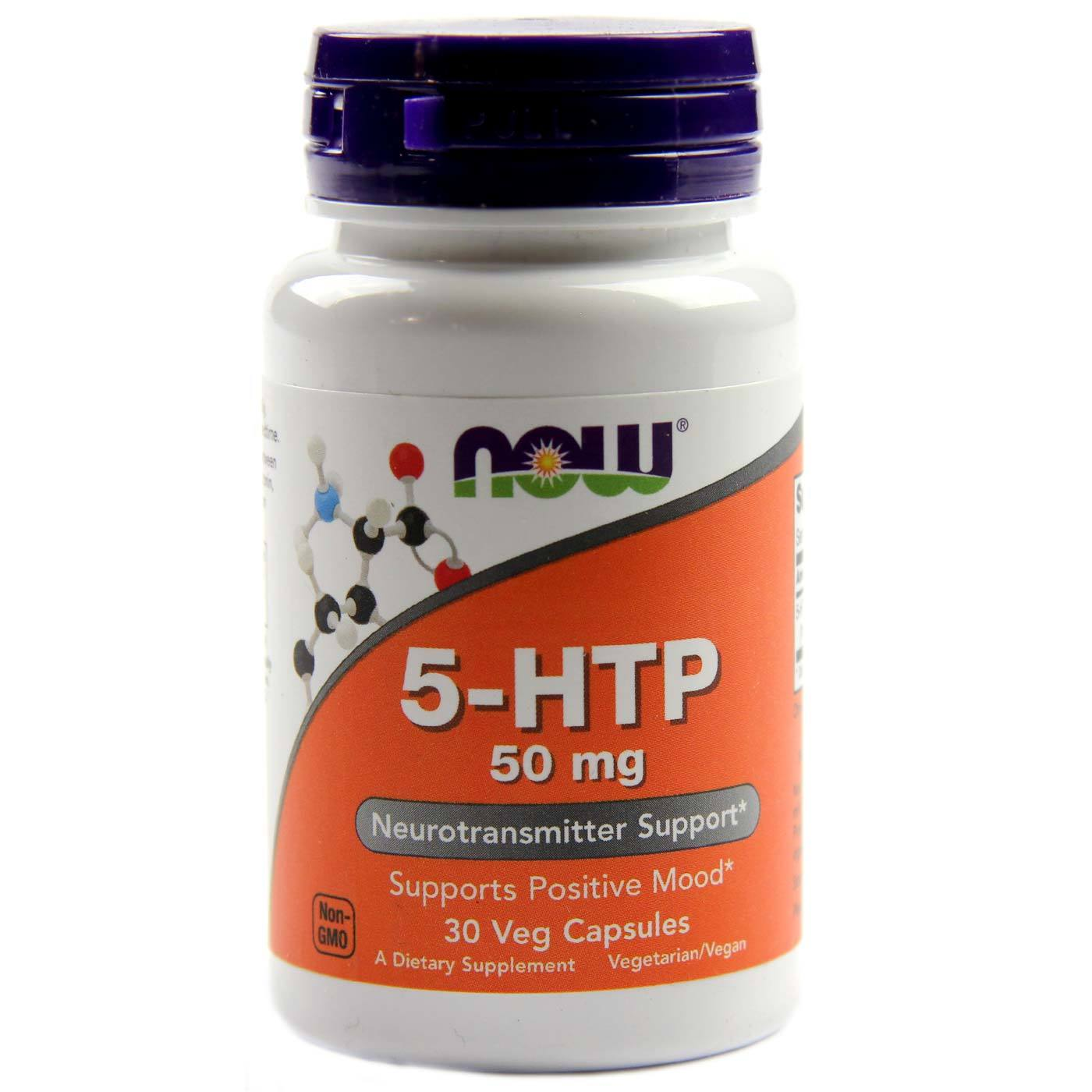 NOW Foods 5 HTP 50 mg