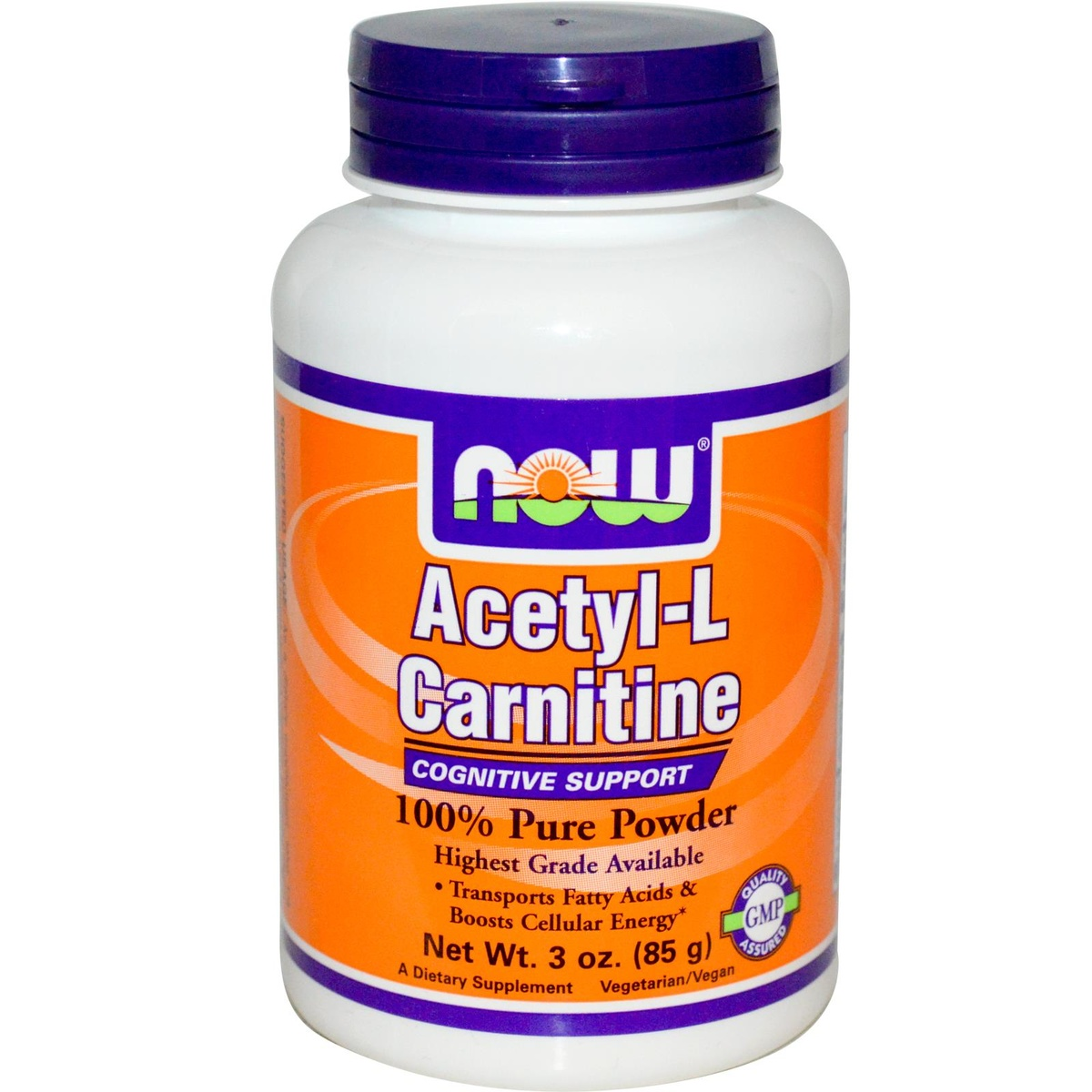 NOW Foods Acetyl L Carnitine Powder