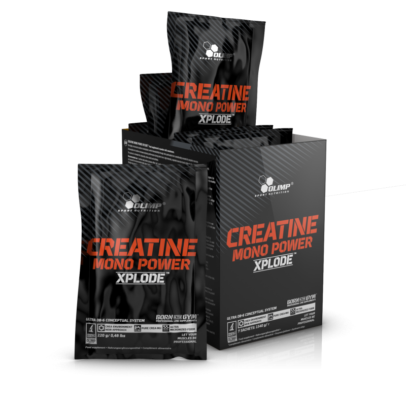 Olimp Creatine Mono Power DB-6 Xplode™