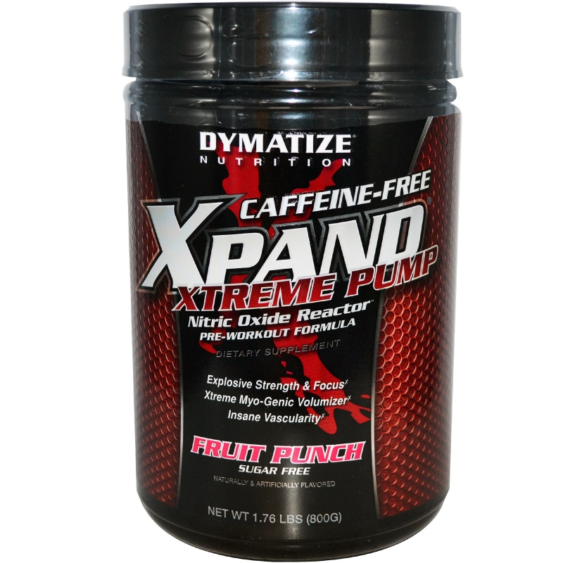 Dymatize Xpand Xtreme Pump Caffeine-Free