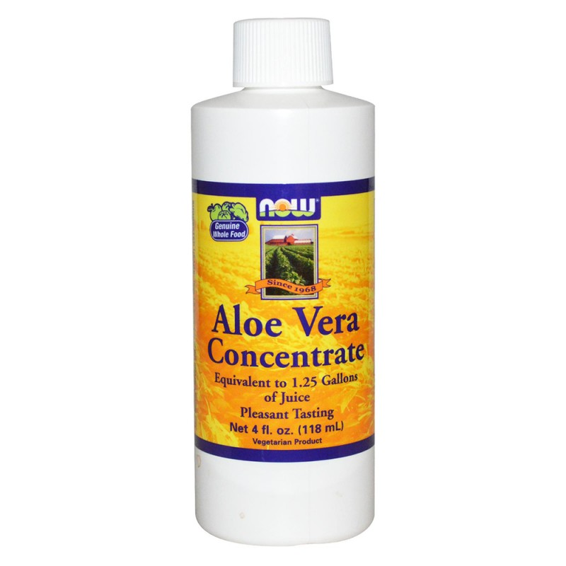 NOW Foods Aloe Vera Concentrate